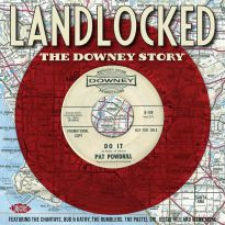 The Downey Story - Landlocked (MP3)